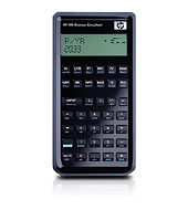 The HP-20b Business Consultant calculator